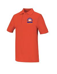 Short Sleeve-Orange