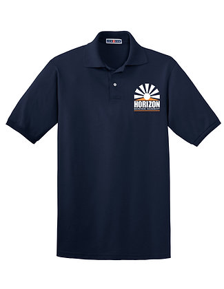 Short Sleeve-Navy