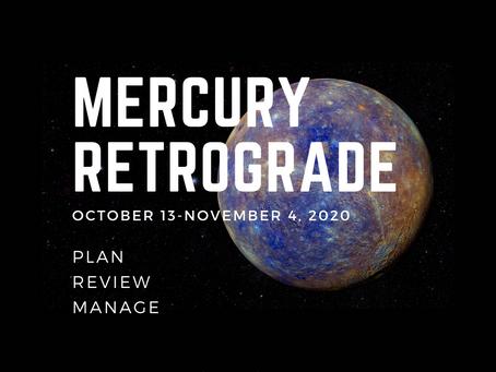 How to Make Mercury Retrograde Easier