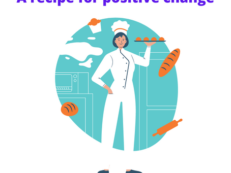 The secret ingredient for making positive change