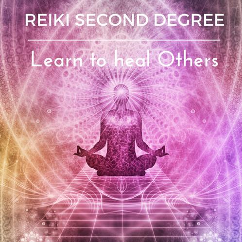 Reiki Second Degree Online Course Spiritual Shop Grimsby Uk