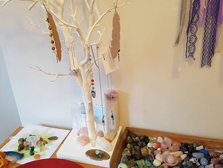 Creating a Sacred Altar / Space