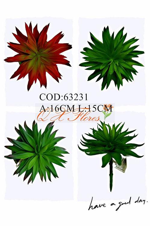 QX SUCULENTA ARTIFICIAL 63231