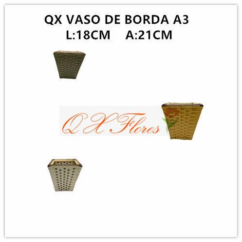 QX VASO DE BORDA A3