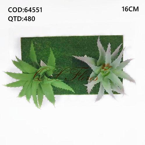 QX Suculenta Artificial 64551
