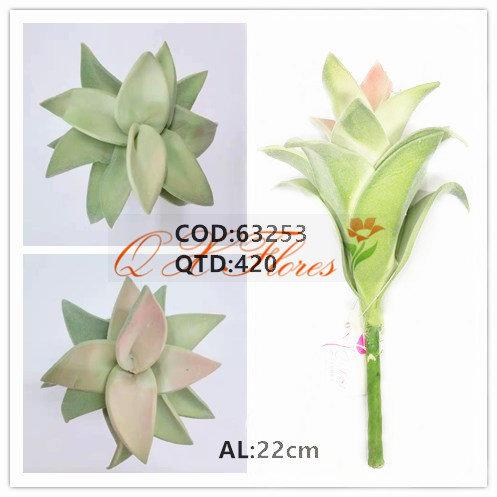 QX Suculenta Artificial 63253
