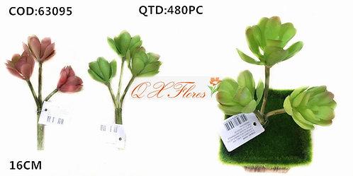 QX SUCULENTA ARTIFICIAL 63095