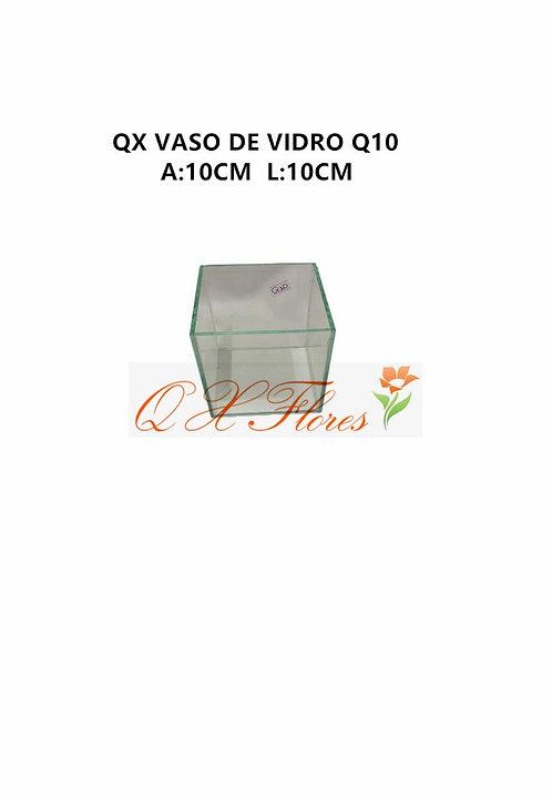 QX VASO DE VIDRO Q10
