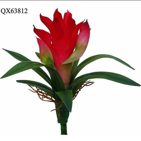 Q.X Bromélia 63812 Silicone