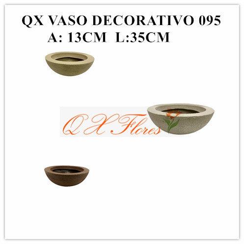 QX VASO DECORATIVO 095
