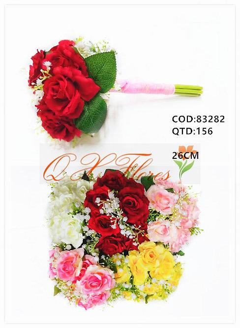 QX Buquê de Rosa 83282