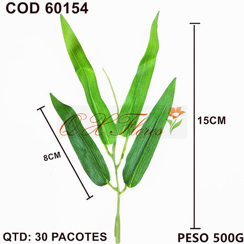 QX  Folha de Bambu 60154 (500G)