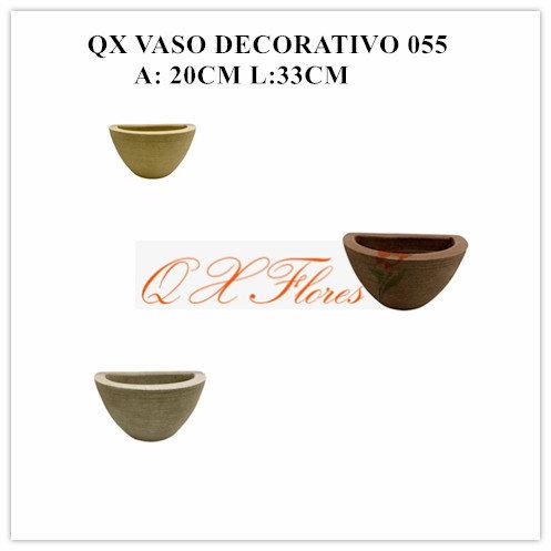 QX VASO DECORATIVO 055