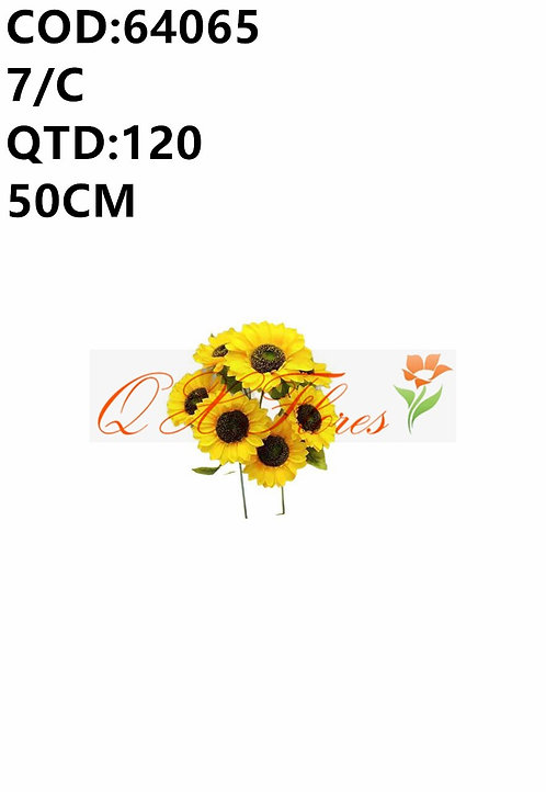 QX BUQUE DE GIRASSOL 64065