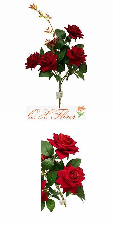 QX Buquê de Rosa 89630