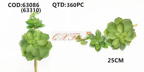 QX Suculenta Artificial 63086