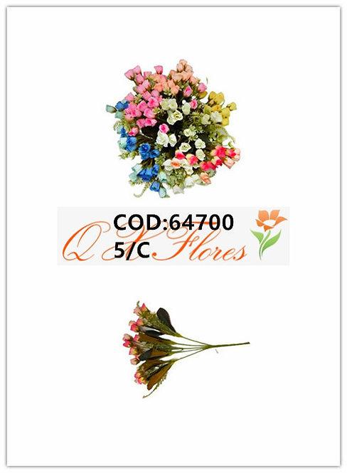 QX Buquê de Flor 64700