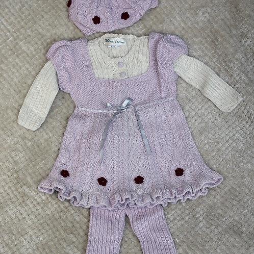 Lavender Baby Ensemble