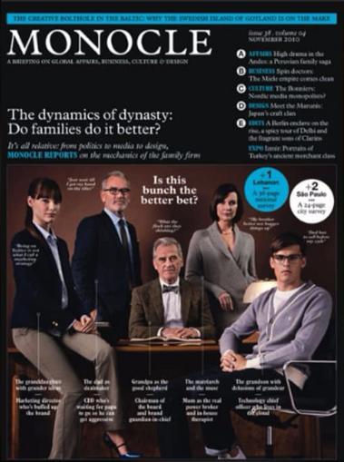 MONOCLE magazine n. 38 July 2010