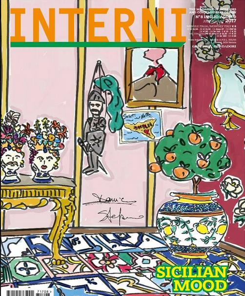 INTERNI MAGAZINE Mondadori group
