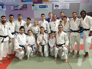Stage équipe de France