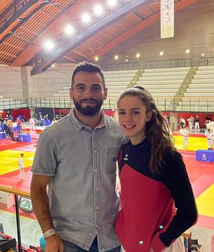 Test Match Cadet Paris - Alicia Marques 3eme 🇫🇷