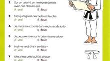 Entrainement confinement: judo -11ans