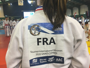 Tournoi international minime