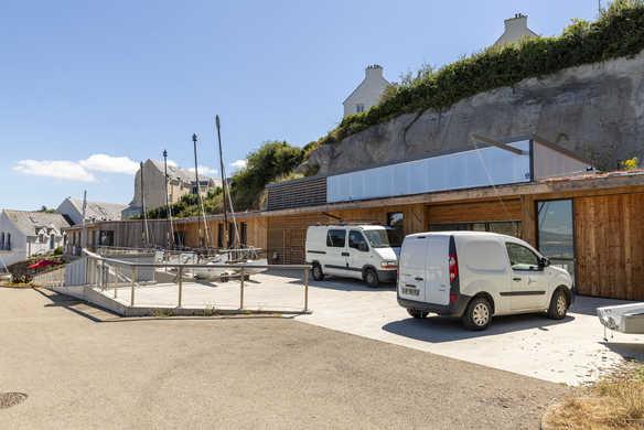 Centre nautique - DOUARNENEZ
