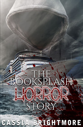 Book Splash Horror Story, The - Cassia B