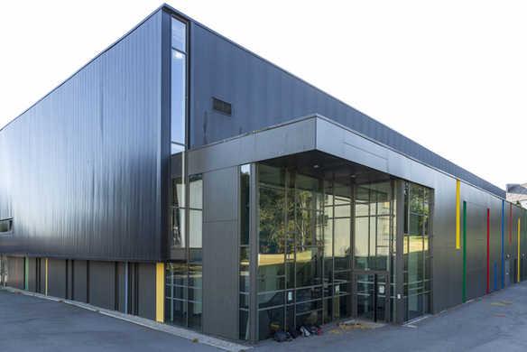 Gymnase collège La Tourelle - QUIMPER