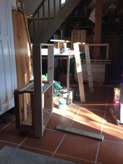 construction meuble