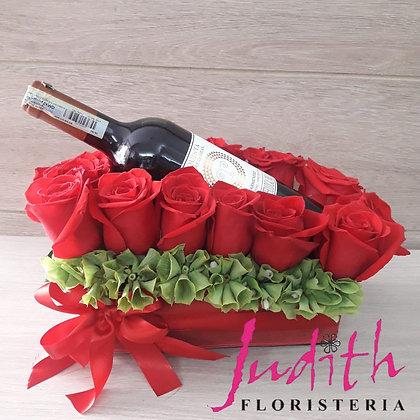 T19- Rosas y licor