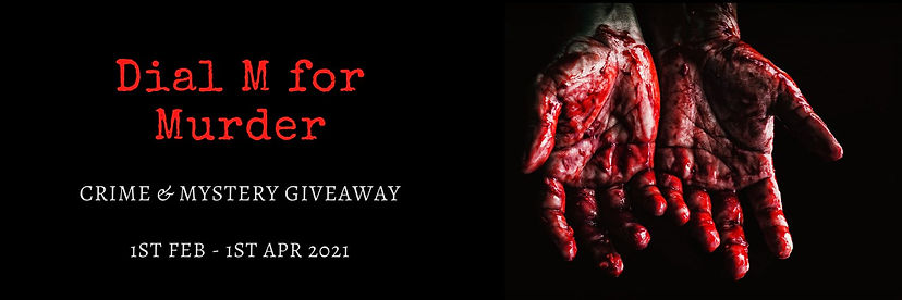 Dial M For Murder Horror Book Giveaway