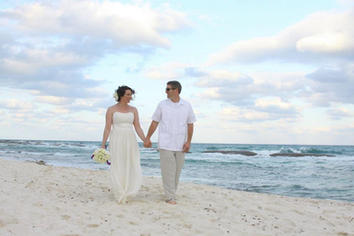 Our wedding in the Riviera, Maya