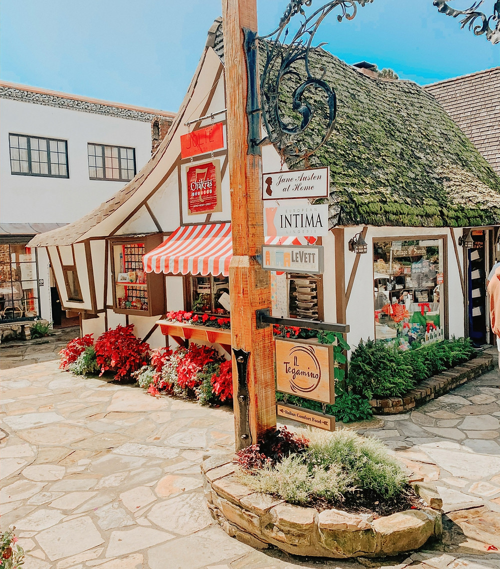 Carmel-by-the-Sea is a small beach city on California's Monterey Peninsula. It's known for the museums and library of the historic Carmel Mission, and the fairytale cottages and galleries of its village-like center.
