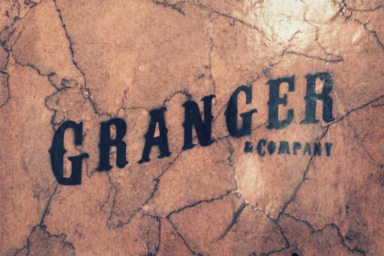 Granger & Company Sword Box