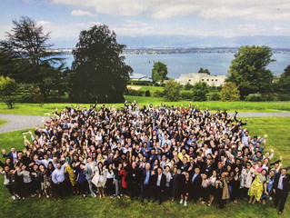 【Global Shapers Annual Summit 2018】