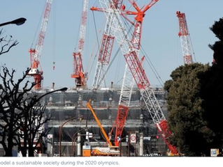 【💡| WEF 好文分享】 2020東京奧運,獎牌會是這樣做...