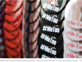 【💡| WEF 好文分享】 打破沈默,對性騷擾和性侵害零容忍