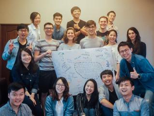 Global Shapers Taipei Hub Annual Retreat