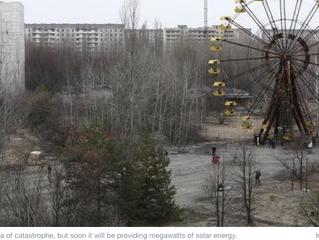 【💡| WEF 好文分享】 從核災場變能源場,車諾比的未來