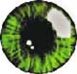 3D Hologravure - eye