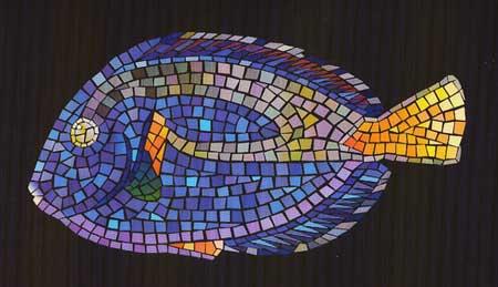 3D Hologravure - mosaic