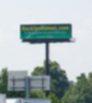 Billboard I-285 @ Church Road, Atlanta