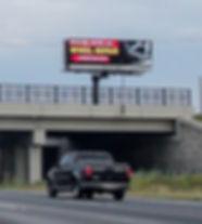 Digital Billboard I-75 @ SR 54 / Jonesboro Road