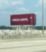 Digital Billboard I-85 @ 528 Plaster Avenue Atlanta