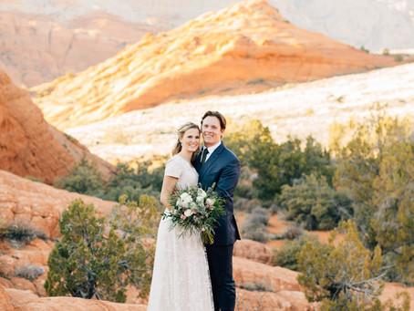 First look at Snow Canyon   Chloe & Brock