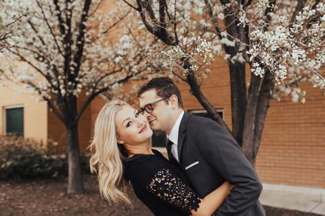 Engagement Session. | Kenzie Mae Photography | Utah Engagement Photographer | Utah Wedding Photographer