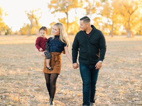 Fall photos in Cedar City Utah | Fowler Family
